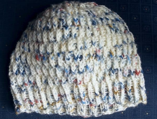 Crevices Hat - KnitCircus Ringmaster