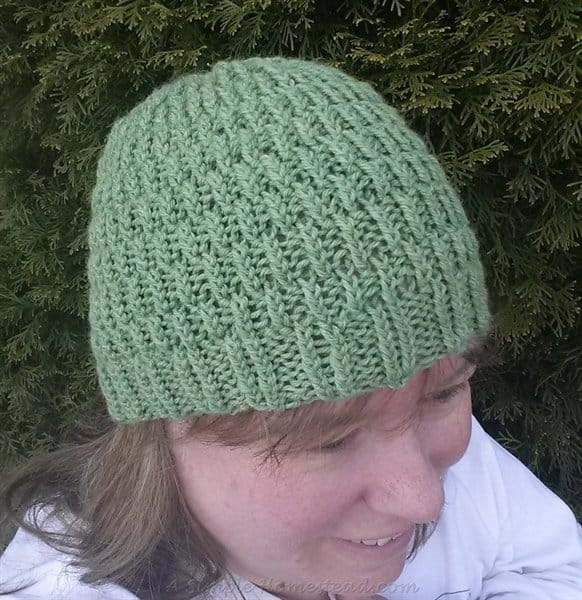 Crevices Hat - green