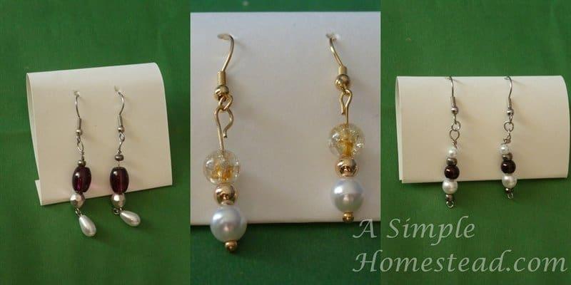 earrings for Mom