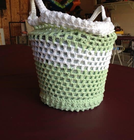 bobble shopping bag | ASimpleHomestead.com