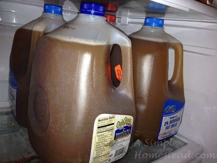 ASimpleHomestead.com - apple cider