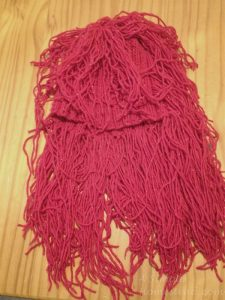 ASimpleHomestead.com - Ariel's hair