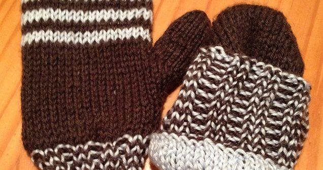 ASimpleHomestead.com - Milwaukee mittens