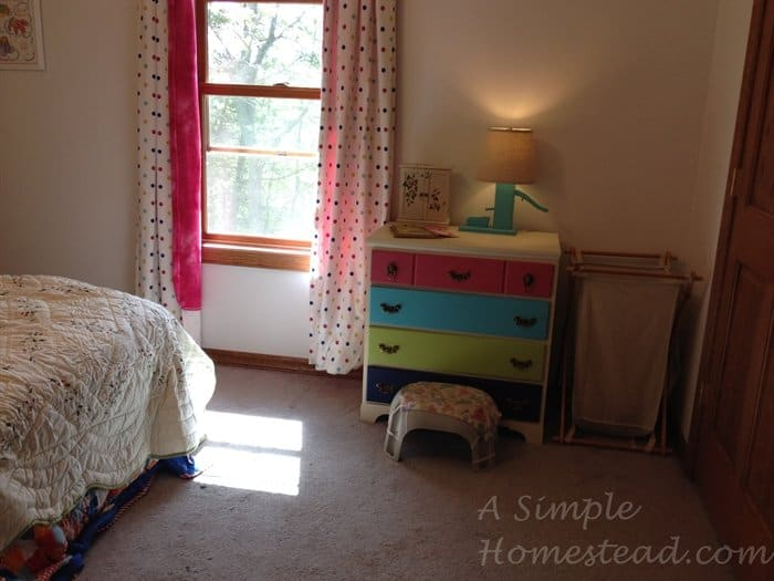 ASimpleHomestead.com - bedroom