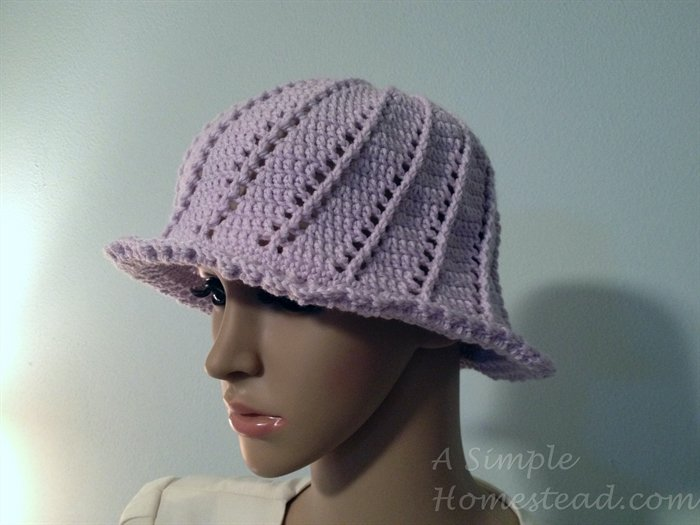 0295e8ffe4156 FO Friday - lots of chemo hats – A Simple Homestead