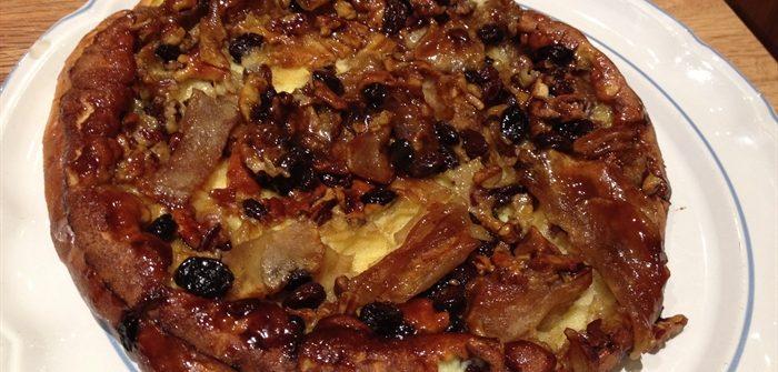 ASimpleHomestead.com - Grandma's Apple Pancake