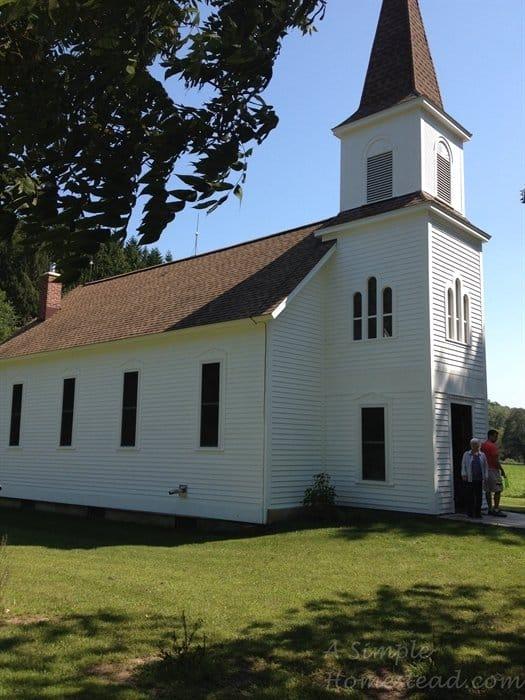 ASimpleHomestead.com - chapel