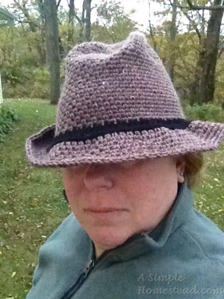 ASimpleHomestead.com - Novi hat