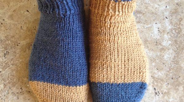 ASimpleHomestead.com - TAAT socks