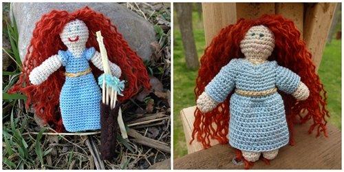 Merida dolls | ASimpleHomestead.com