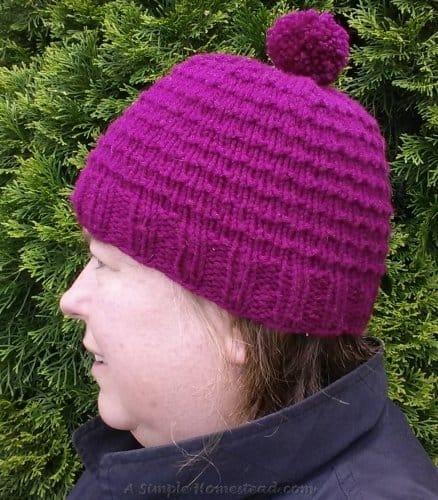 Jamie's hat | ASimpleHomestead.com