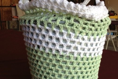bobble shopping bag |ASimpleHomestead.com