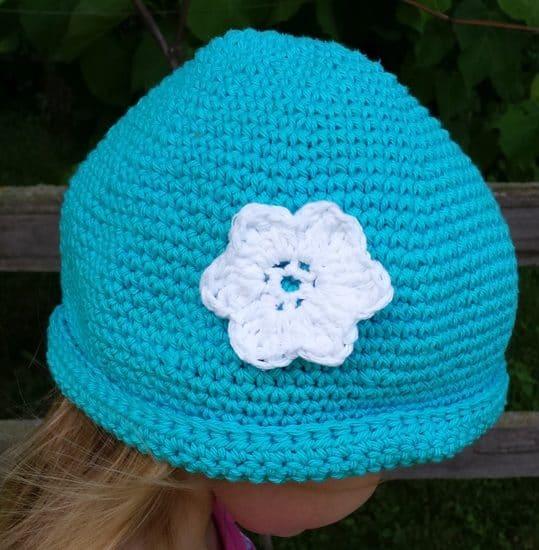 Simple Summer Hat | ASimpleHomestead.com