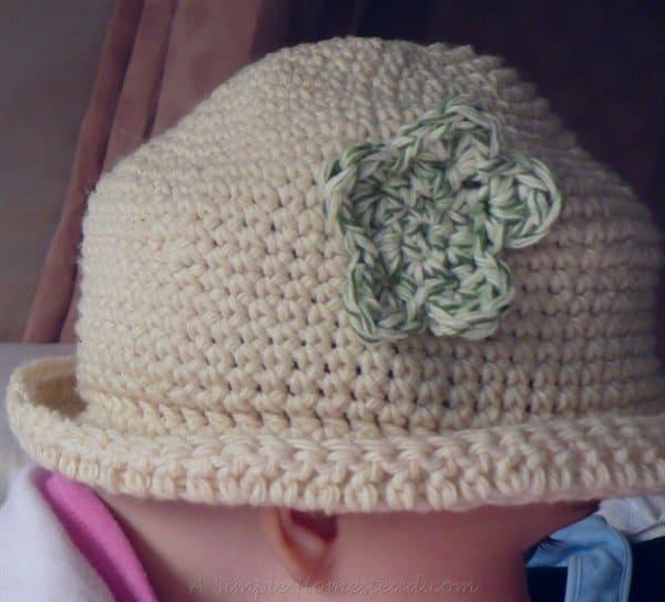 Simple Summer Hat 2011 | ASimpleHomestead.com