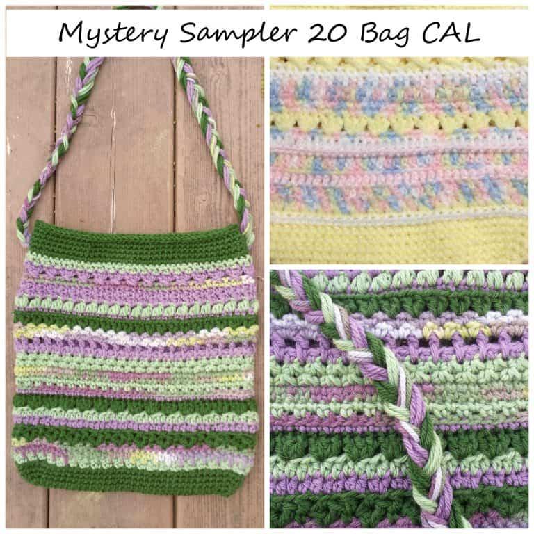 Mystery Sampler 20 Bag CAL | ASimpleHomestead.com