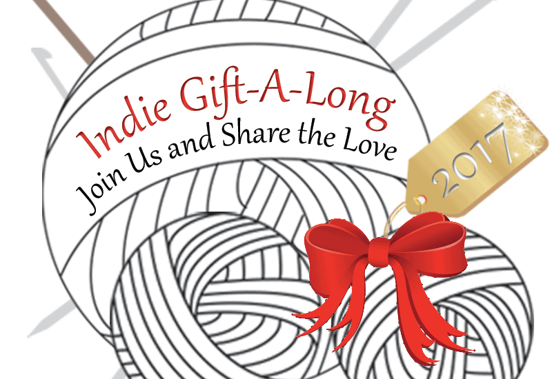 Indie Design Gift-A-Long 2017