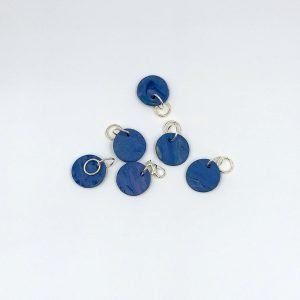 celestial circle stitch markers