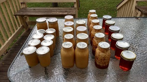 2018 canning