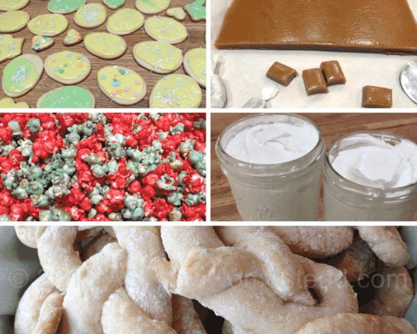 Christmas baking - ASimpleHomestead