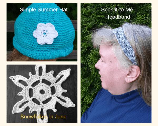 Christmas crochet ideas (ASimpleHomestead)