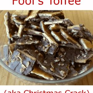 Fool's Toffee - ASimpleHomestead
